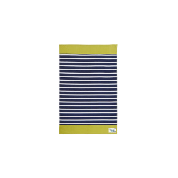 ULSTER WEAVERS Seasalt Sailor Stripe Cotton Tea Towel