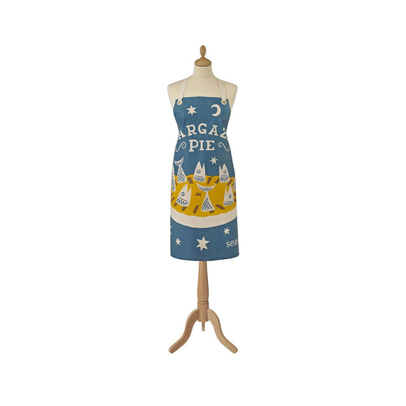 ULSTER WEAVERS Seasalt Star Gazey Pie Oil Cloth Apron