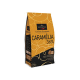 VALRHONA Caramelia 36%, Milk Chocolate Couverture