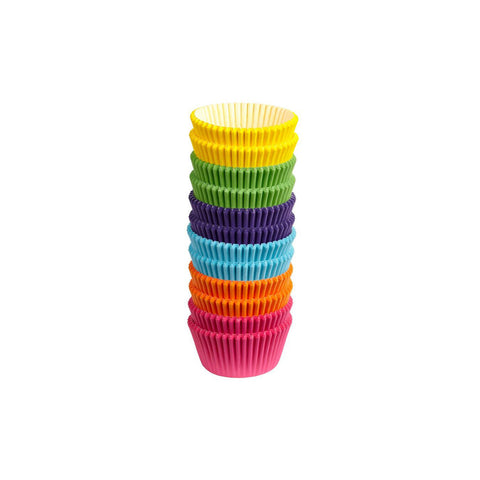 "WILTON 2"" Baking Cups, Rainbow Bright (pack of 300)"