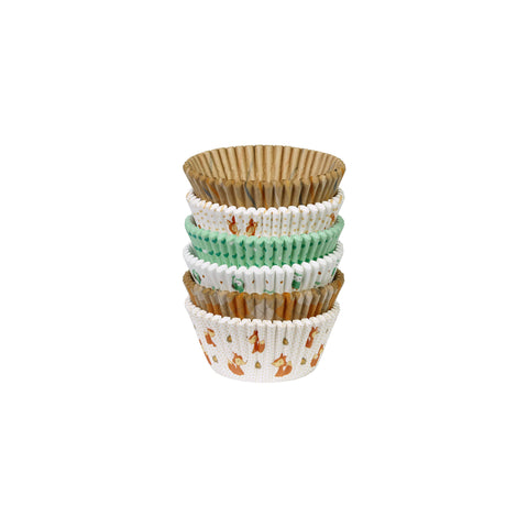 "WILTON 2"" Baking Cups, Woodland Animals (pack of 150)"
