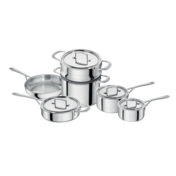 ZWILLING Sensation 10 Piece Cookware Set
