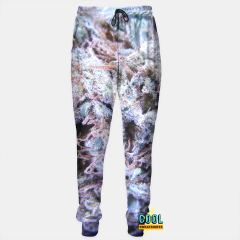Cool Sweatshirts: Blue Dream Weed Nugget Joggers Sweatpants