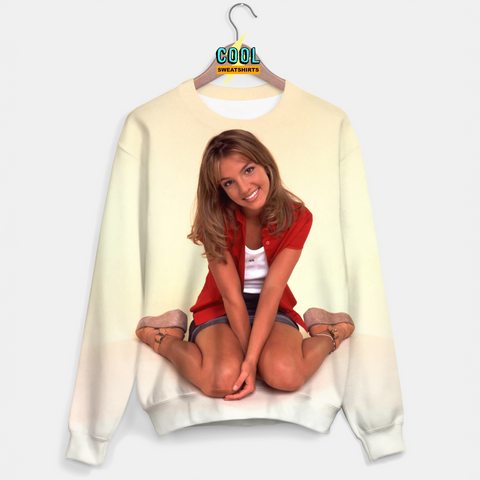 Cool Sweatshirts: Britney Spears Concert Sweater