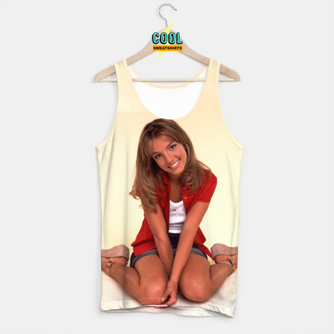 Cool Sweatshirts: Britney Spears Concert Tank