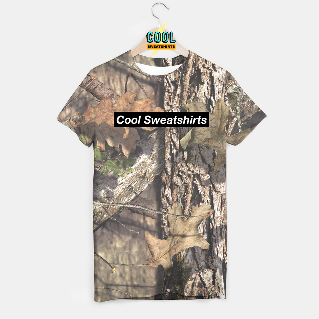 Cool Sweatshirts: Camo Nature Hunting Duck Dynasty Shirt