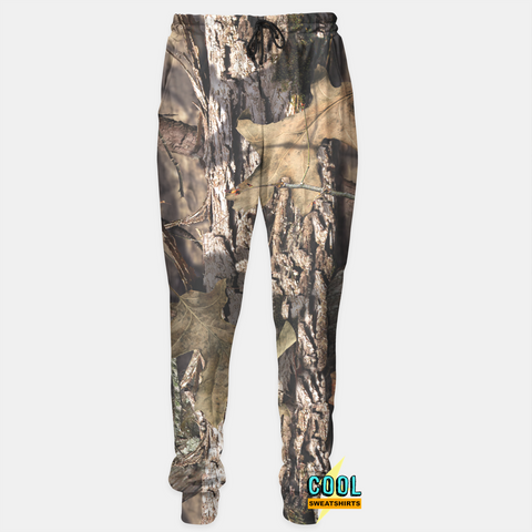 Cool Sweatshirts: Camo Joggers Sweatpants Nature Duck Dynasty Hunting