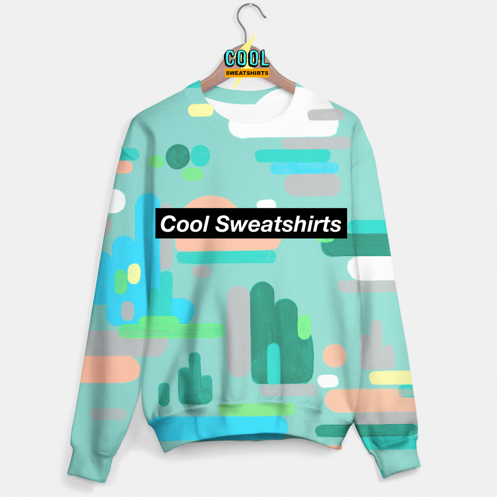 Cool Sweatshirts: Canvas View Sweater
