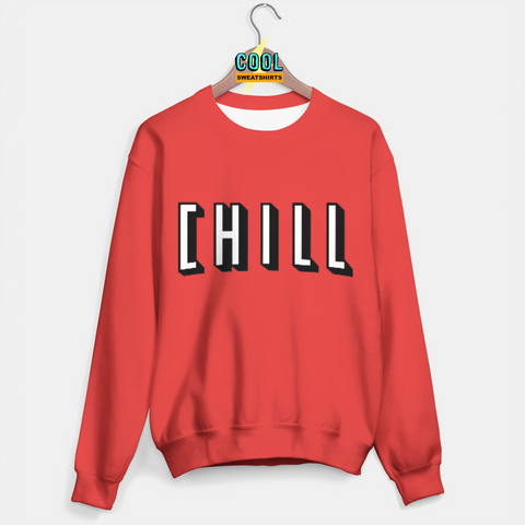 Cool Sweatshirts: Netflix Chill Sweater Molly, MDMA, Rave, EDM, Festivals, Party, Drugs