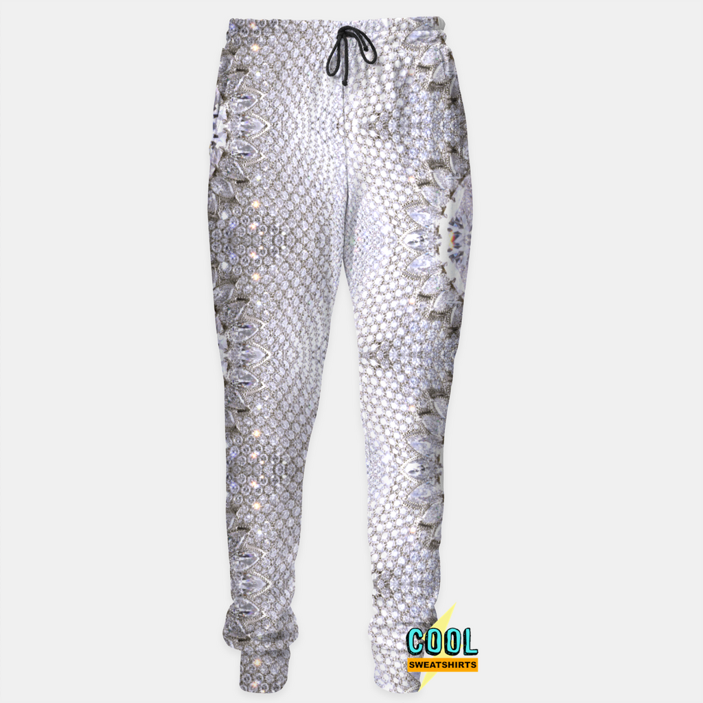 Cool Sweatshirts for men & women: Diamond Skull Sweatpants Joggers, SexySweaters, Sexy Sweaters, EDM, Rave, Ugly Christmas Sweaters, Meme, Mr. Gugu & Miss Go, HypeBeast