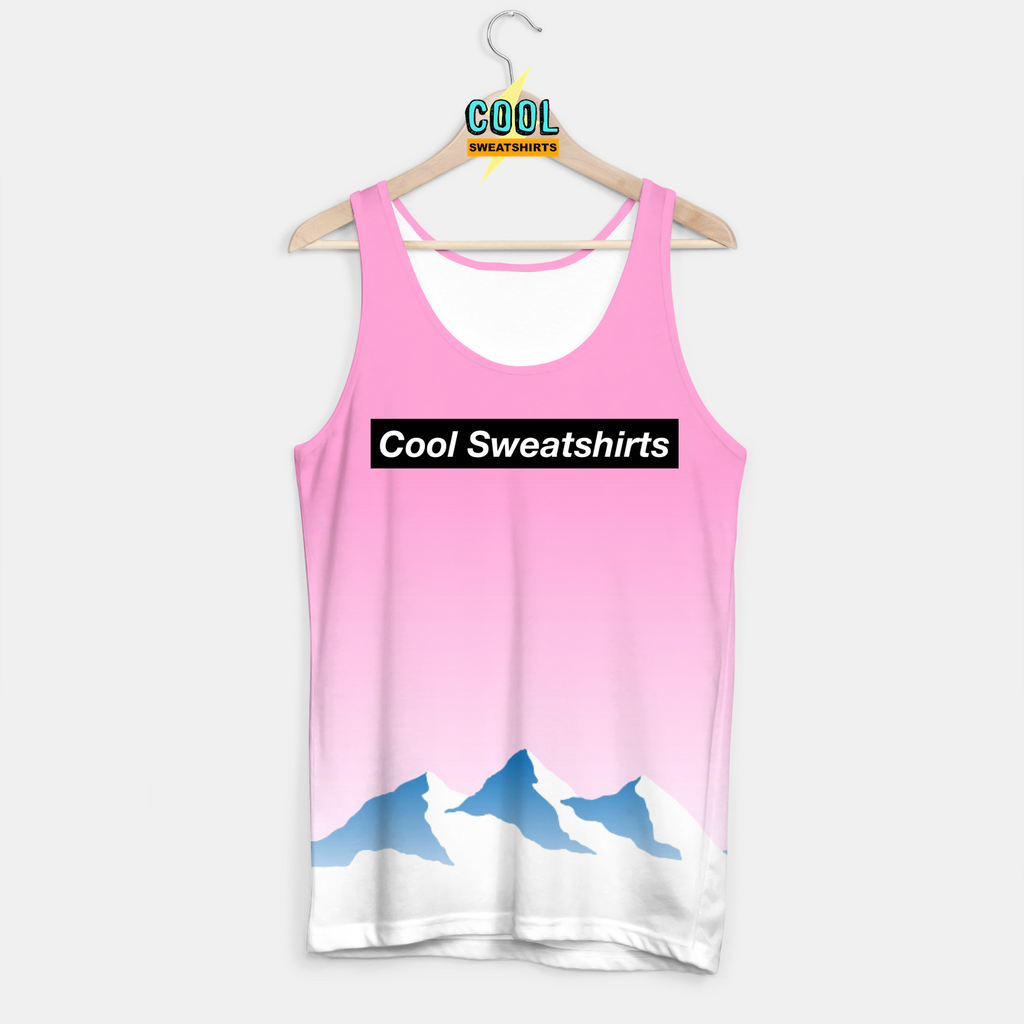 Cool Sweatshirts for men & women: Evian Mountains Tank, SexySweaters, Sexy Sweaters, EDM, Rave, Ugly Christmas Sweaters, Meme, Mr. Gugu & Miss Go, HypeBeast
