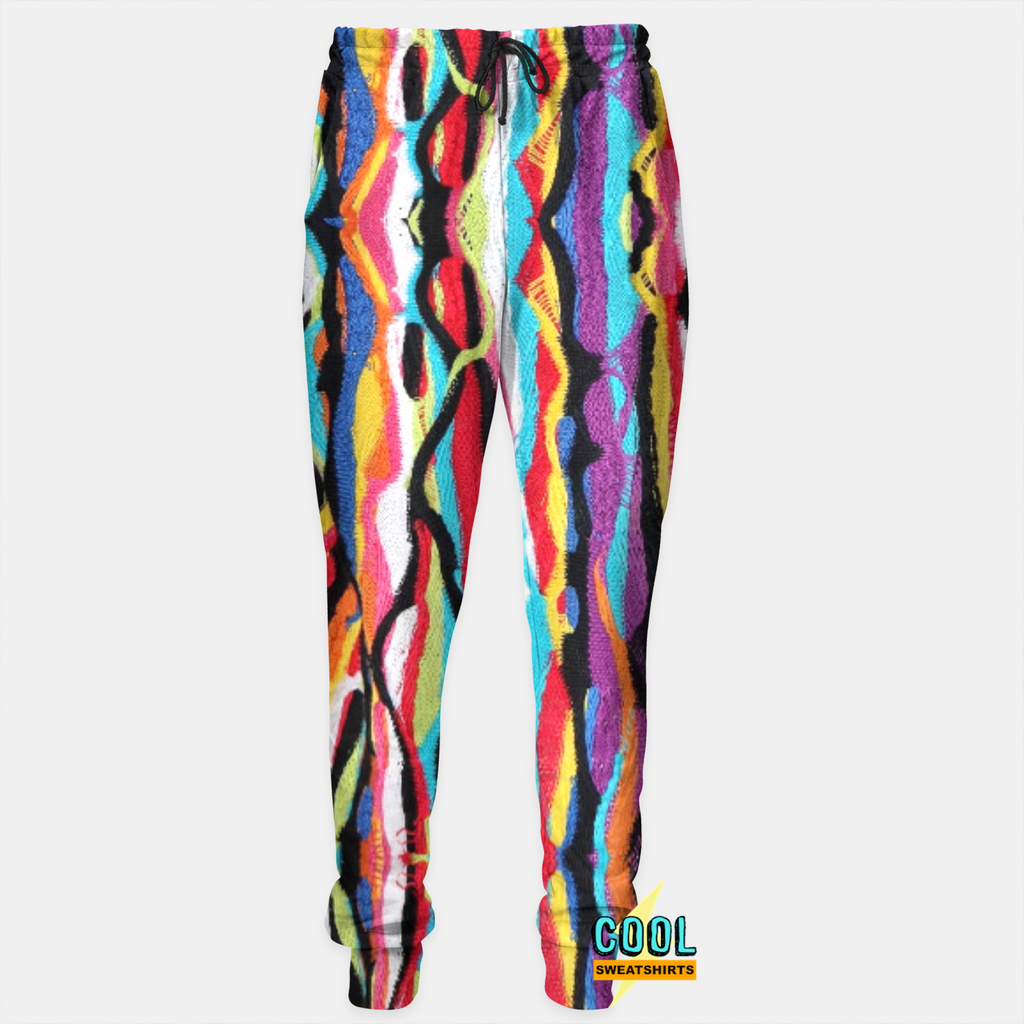 Cool Sweatshirts for men & women: 90s 80s Fresh Coogi Joggers, SexySweaters, Sexy Sweaters, EDM, Rave, Ugly Christmas Sweaters, Meme, Mr. Gugu & Miss Go, HypeBeast