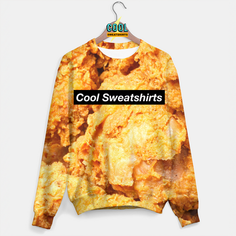 Cool Sweatshirts for men & women: Fried Chicken Sweater, KFC, John Legend Chrissy Teigen, SexySweaters, Sexy Sweaters, EDM, Rave, Ugly Christmas Sweaters, Meme, Mr. Gugu & Miss Go, HypeBeast