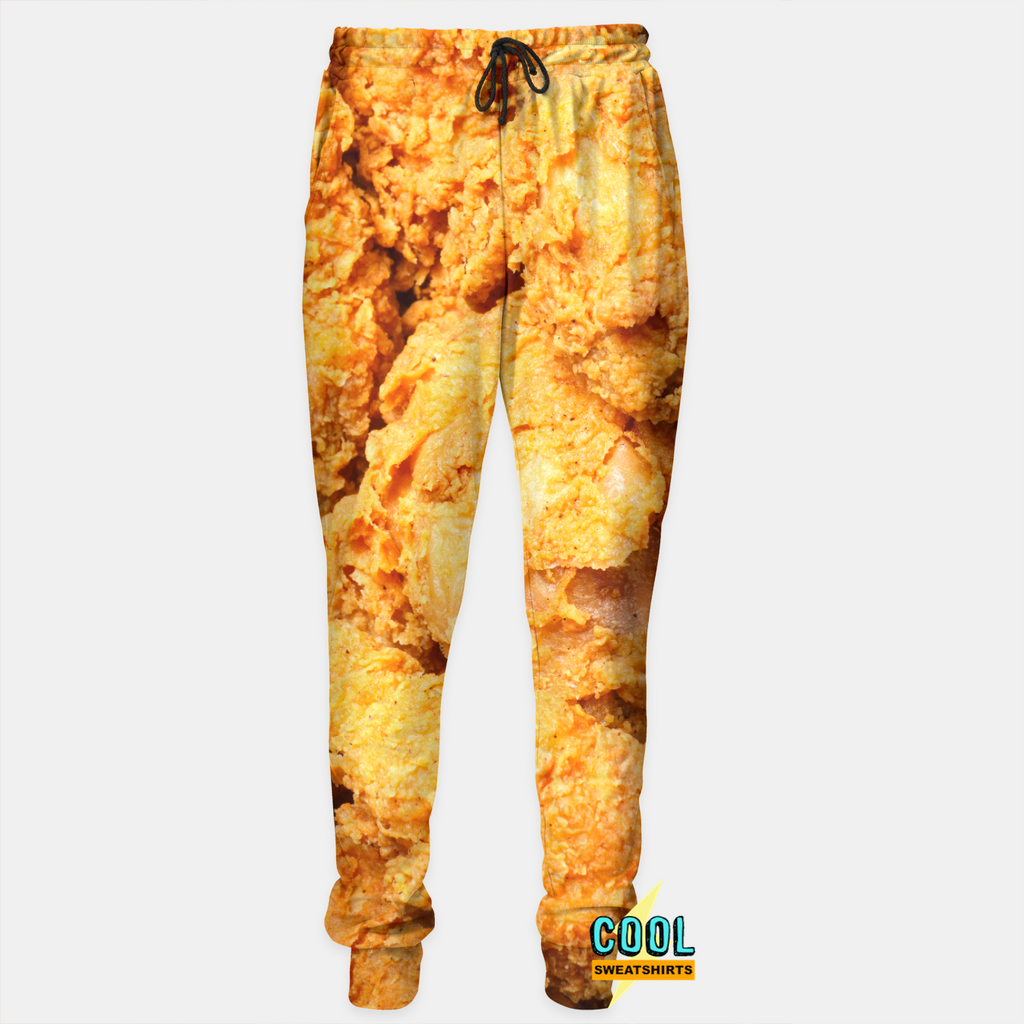 Cool Sweatshirts for men & women: Fried Chicken Joggers Sweatpants, John Legend Chrissy Teigen, SexySweaters, Sexy Sweaters, EDM, Rave, Ugly Christmas Sweaters, Meme, Mr. Gugu & Miss Go, HypeBeast