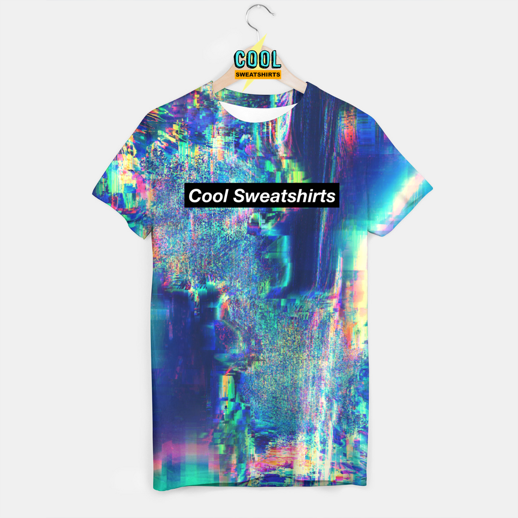 Cool Sweatshirts for men & women: Gitchy Shirt, holographic, trippy, hippie, SexySweaters, Sexy Sweaters, EDM, Rave, Ugly Christmas Sweaters, Mr Gugu & Miss Go, HypeBeast