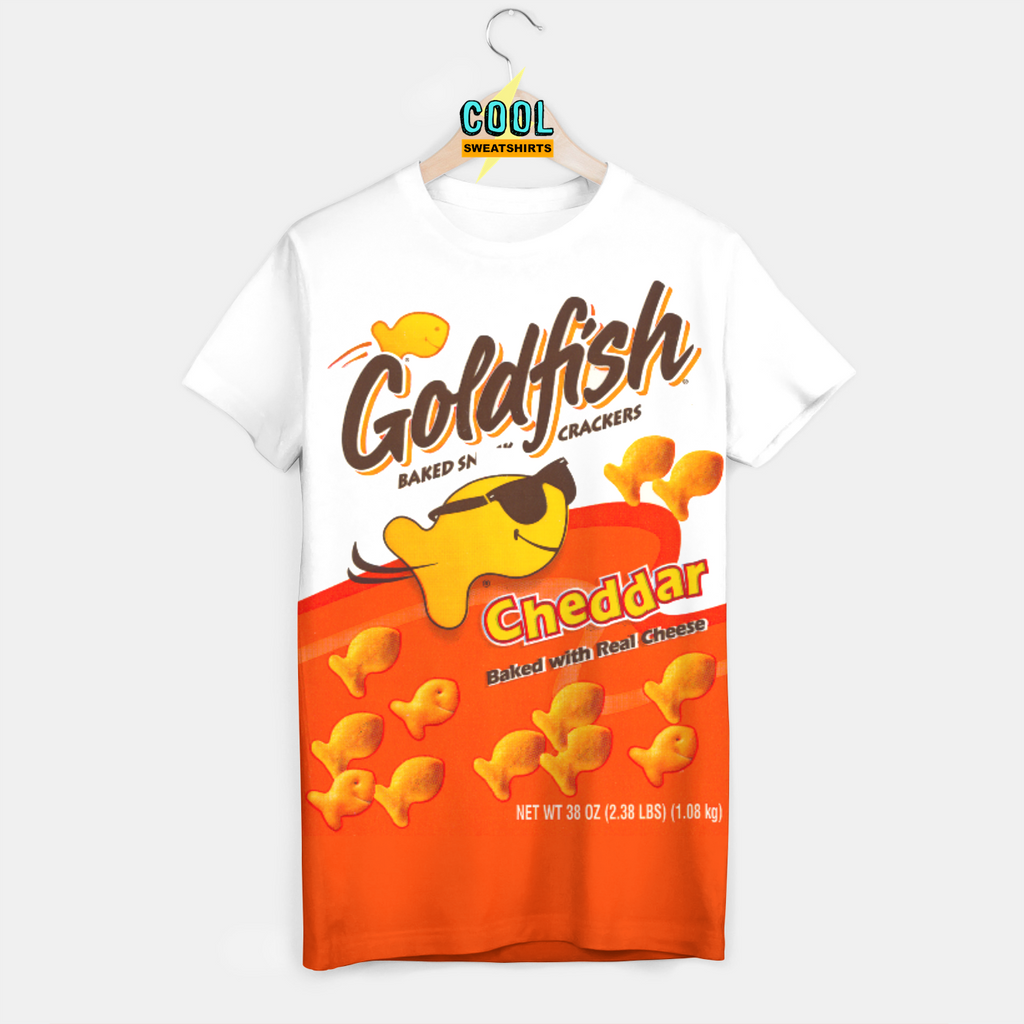 Cool Sweatshirts for men & women: Goldfish Shirt, SexySweaters, Sexy Sweaters, EDM, Rave, Ugly Christmas Sweaters, Mr Gugu & Miss Go, HypeBeast