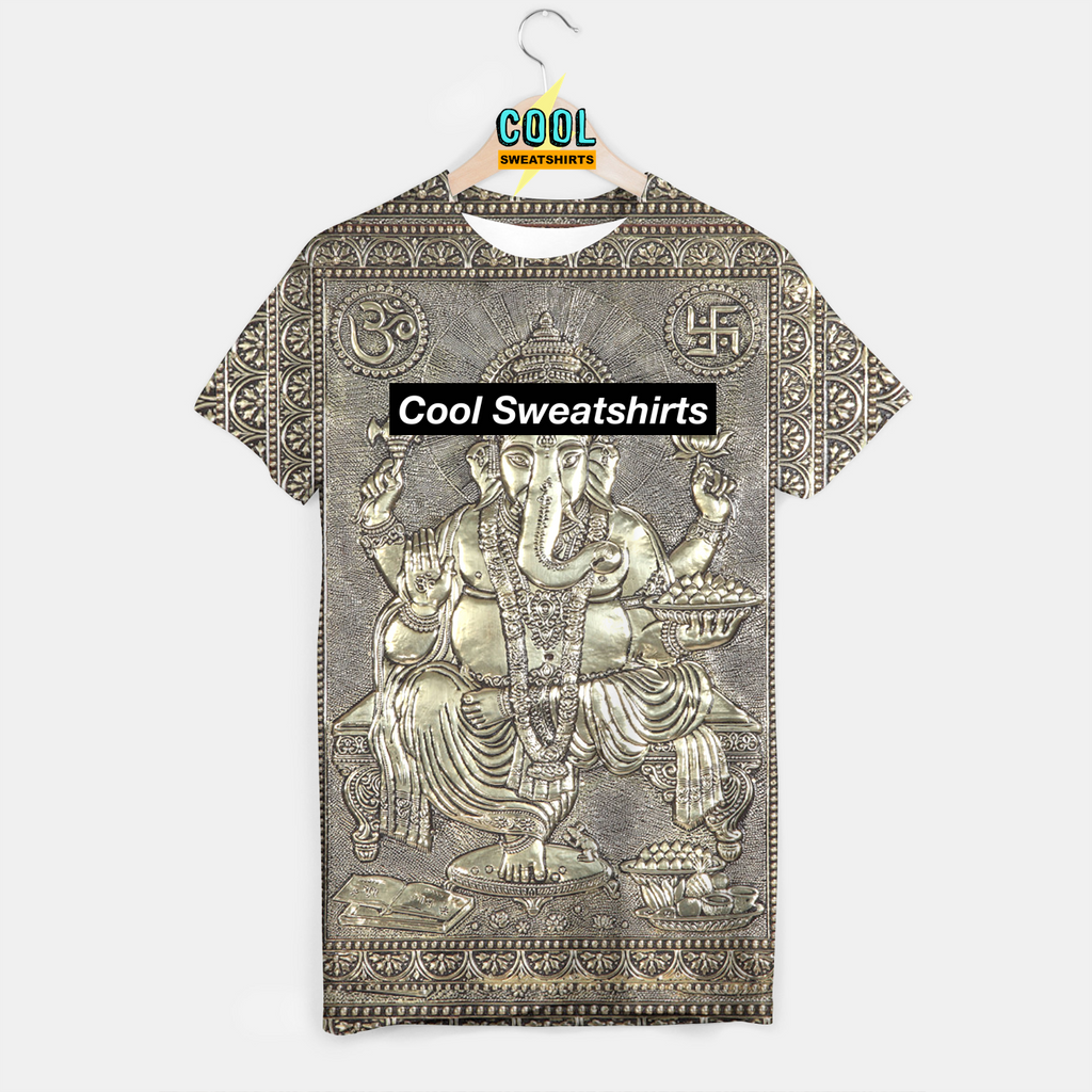 Cool Sweatshirts for men & women: Indian Gods Shirt Ganesha Ganesh, SexySweaters, Sexy Sweaters, EDM, Rave, Ugly Christmas Sweaters, Mr. Gugu & Miss Go, HypeBeast
