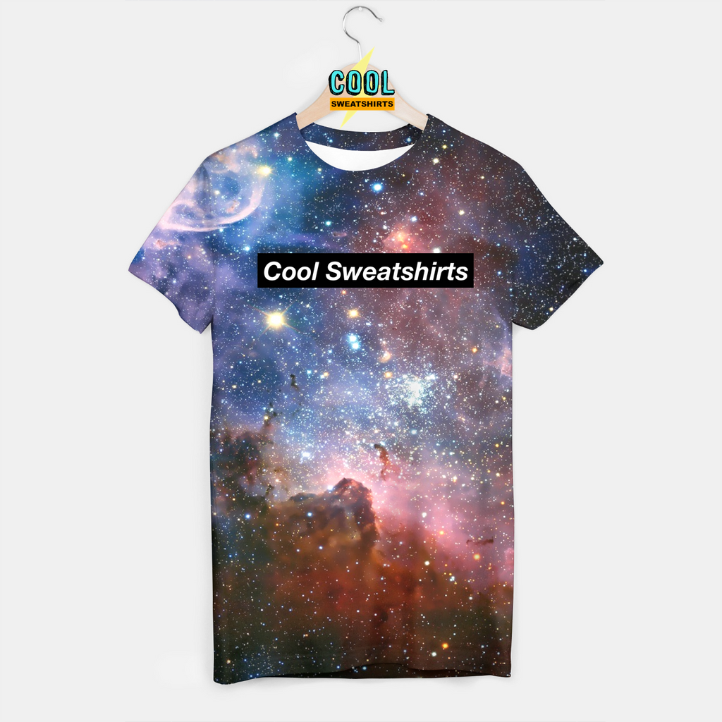 Cool Sweatshirts for men & women: Into the Galaxy Shirt Nebula Space Cosmos, SexySweaters, Sexy Sweaters, EDM, Rave, Ugly Christmas Sweaters, Mr. Gugu & Miss Go, HypeBeast
