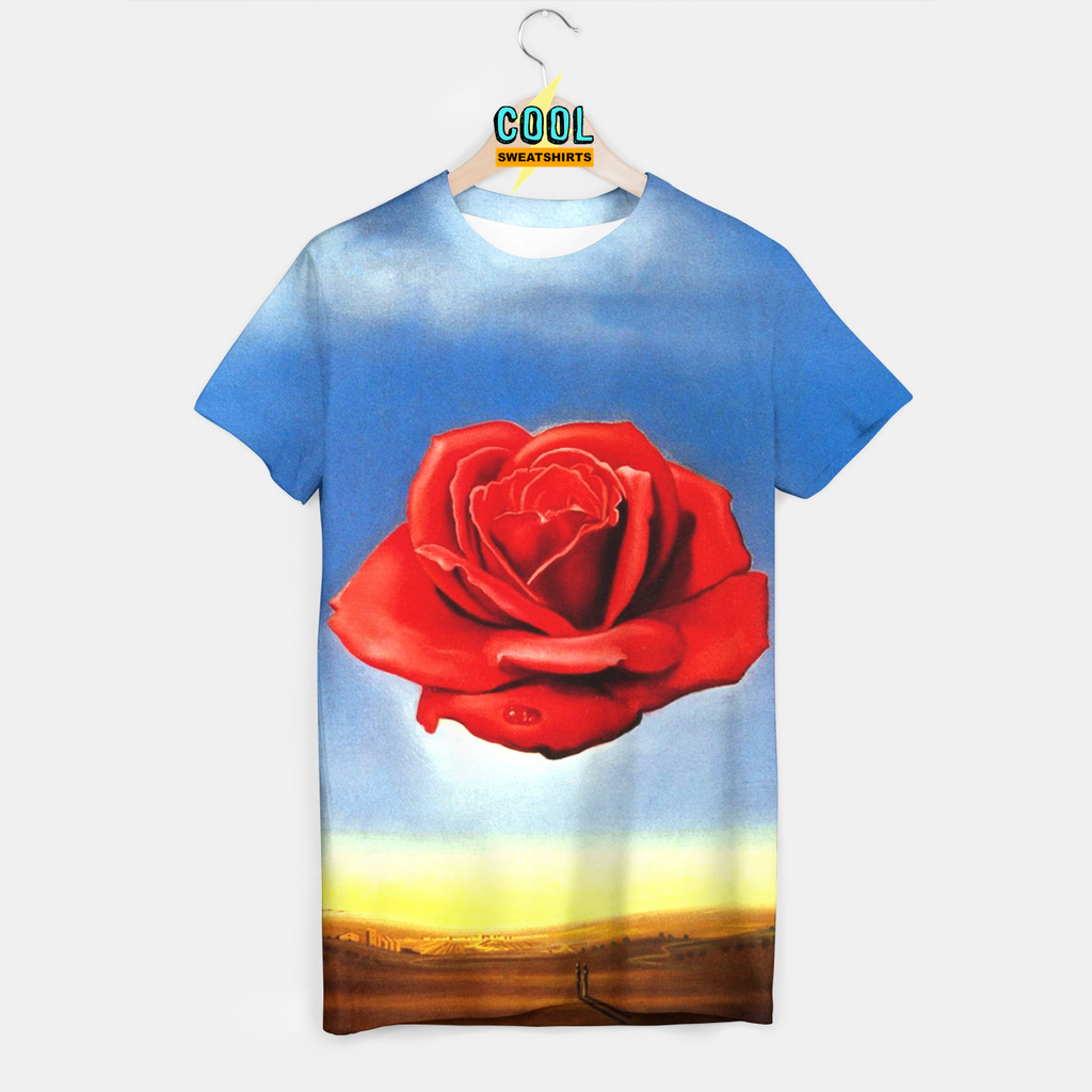 Cool Sweatshirts: Meditative Rose Shirt Art, Festivals, EDM, Artists