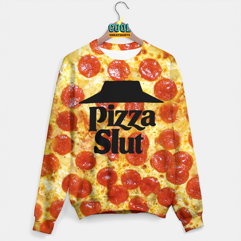 Pizza Slut Sweater