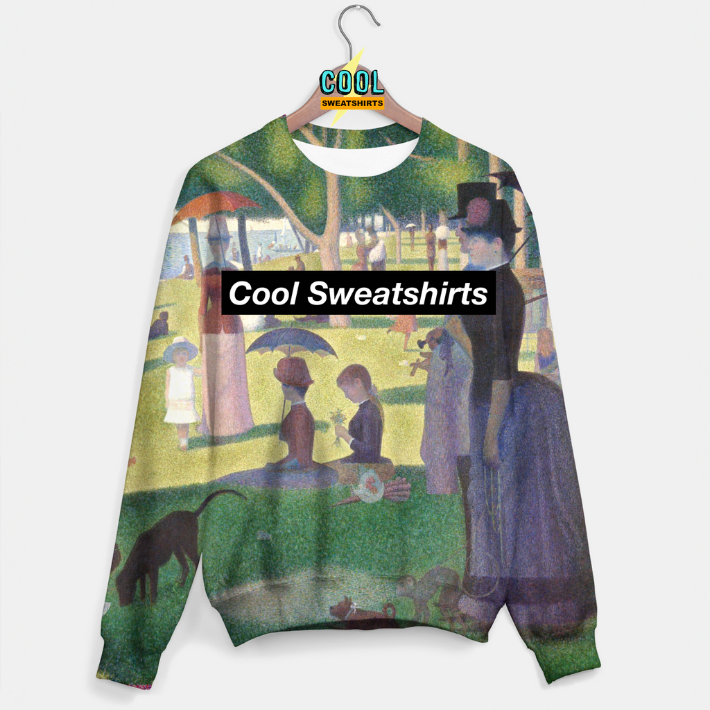 Cool Sweatshirts: Sunday In The Park Sweater