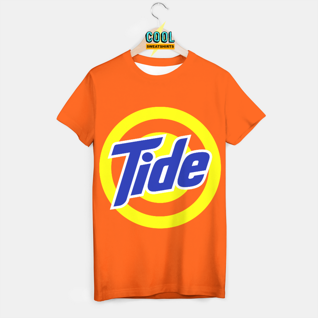 Cool Sweatshirts: Tide Shirt