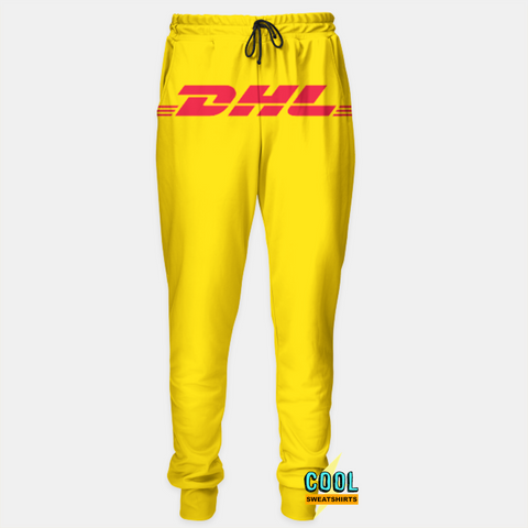 Cool Sweatshirts for men & women: DHL Joggers Vetments, SexySweaters, Sexy Sweaters, EDM, Rave, Ugly Christmas Sweaters, Meme, Mr. Gugu & Miss Go, HypeBeast, Vetments, Vetmemes