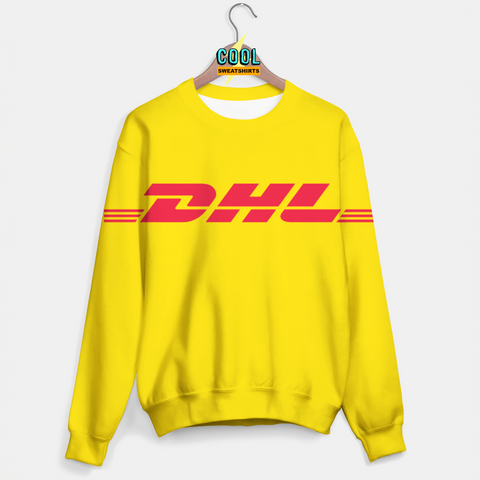 Cool Sweatshirts for men & women: DHL Sweater Vetments, SexySweaters, Sexy Sweaters, EDM, Rave, Ugly Christmas Sweaters, Meme, Mr. Gugu & Miss Go, HypeBeast