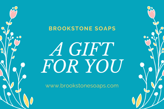 Brookstone Soaps Gift Card