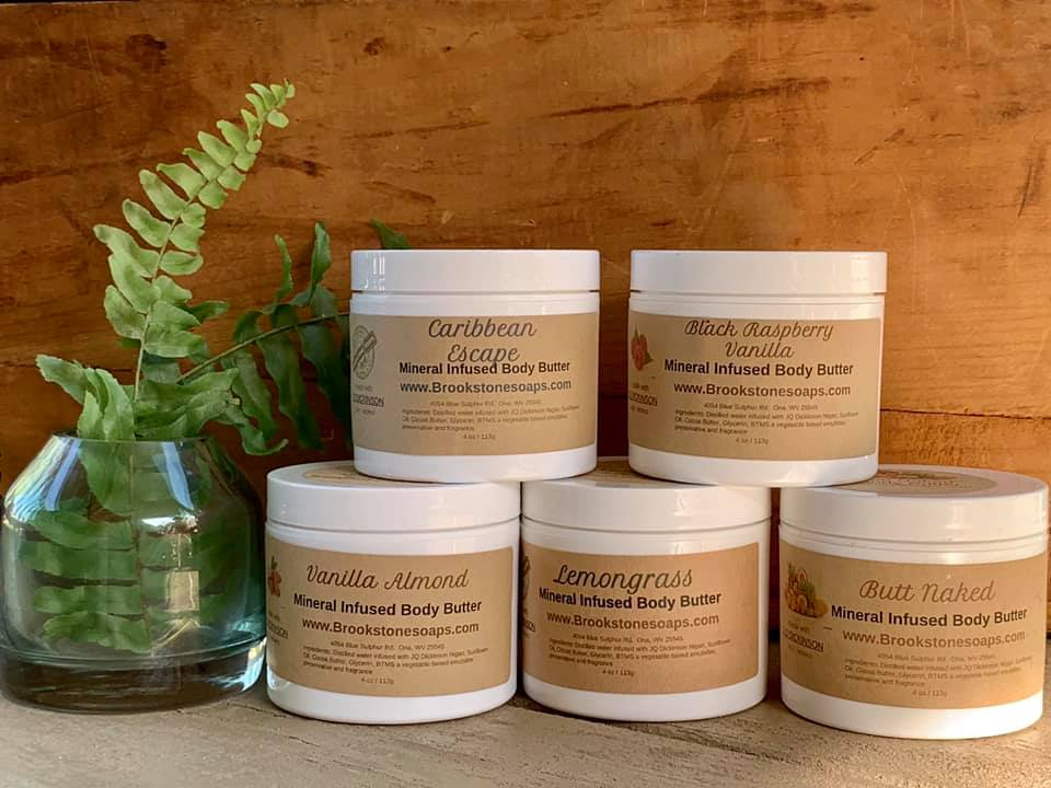 JQD Mineral Infused Body Butter