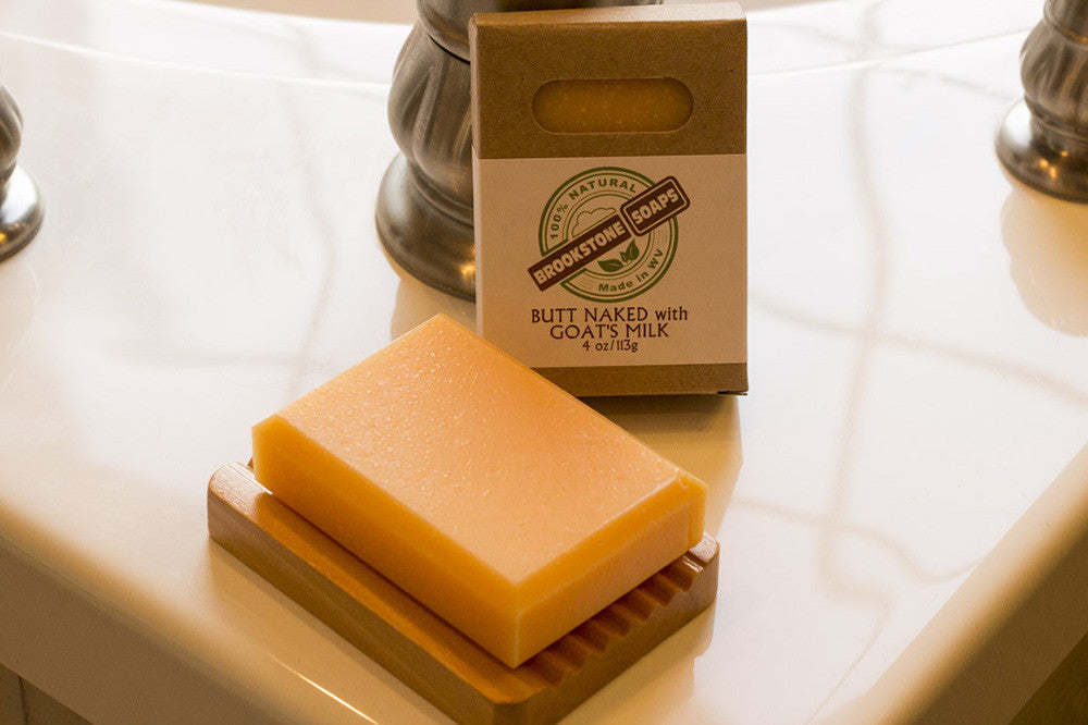 Butt Naked Bar Soap