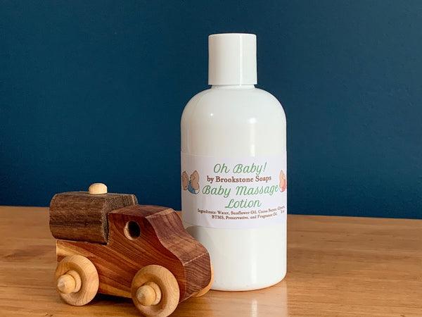 Oh Baby! Massage Lotion
