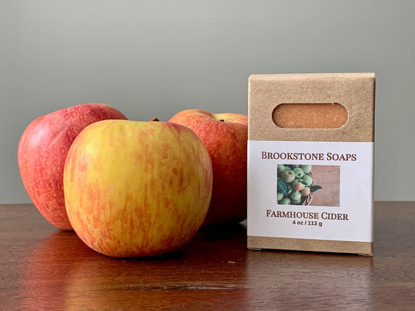 Farmhouse Cider Bar Soap