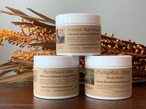 Fall Body Butter Bundle