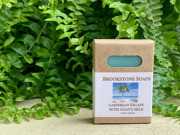 Caribbean Escape Goat's Milk Soap