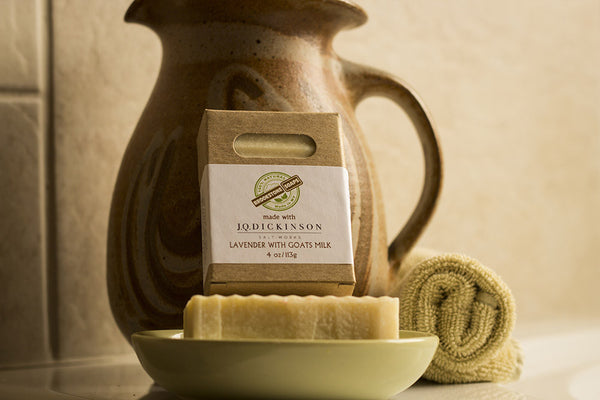 JQD Mineral Infused Body Butter - Brookstone Soaps