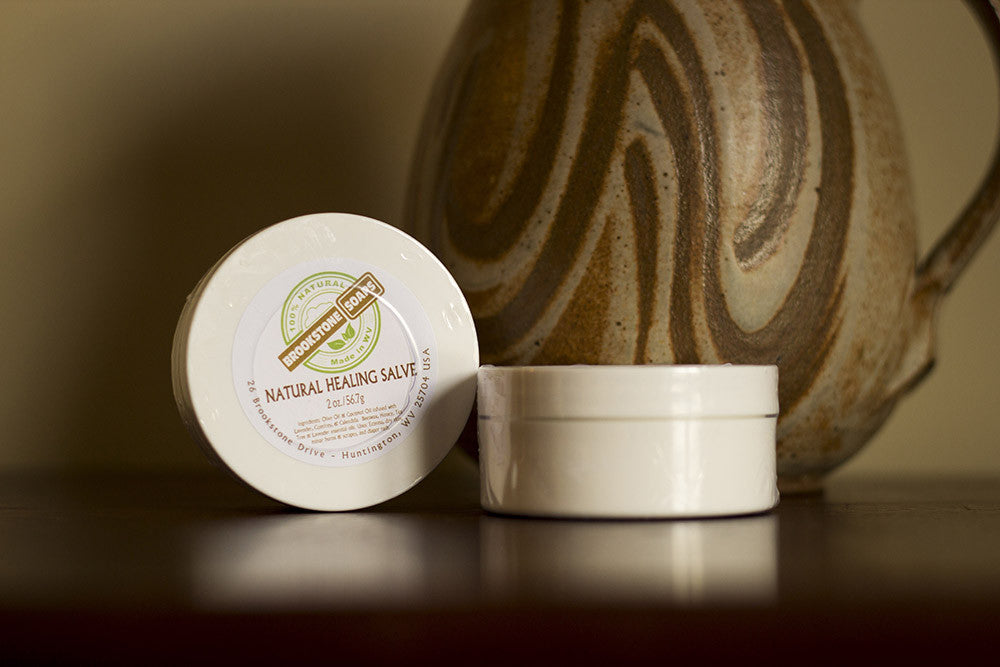 All Natural Healing Salve