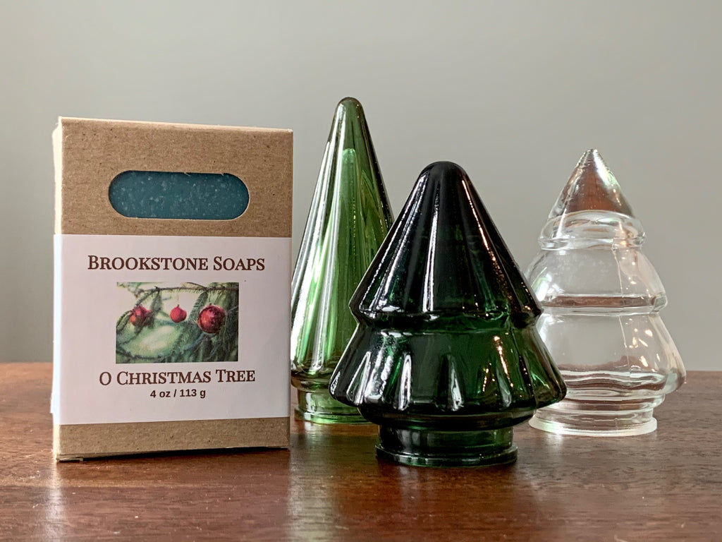 O Christmas Tree Bar Soap