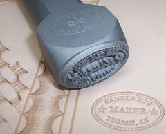 Photo of Makers Stamp from Rory Newbrey
