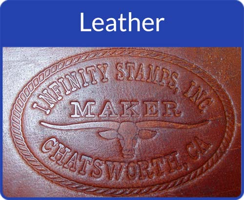 Stamped Leather Photo Gallery Page