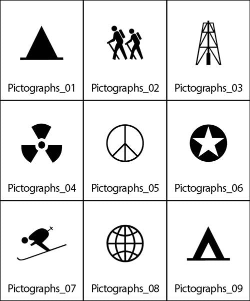 Pictographs 1