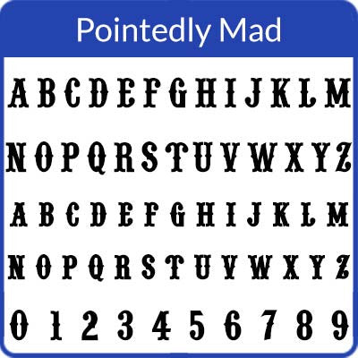 Pointedly Mad