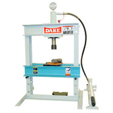 10-Ton Bench-Top Manual Hydraulic Press