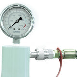 Pressure gauge for 10-Ton Bench-Top Manual Hydraulic Press