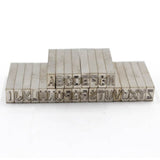 "Image of 1/8"" Steel Type A-Z Set"