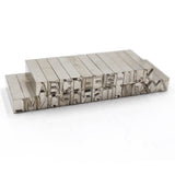 "Image of 3/16"" Steel Type A-Z Set"