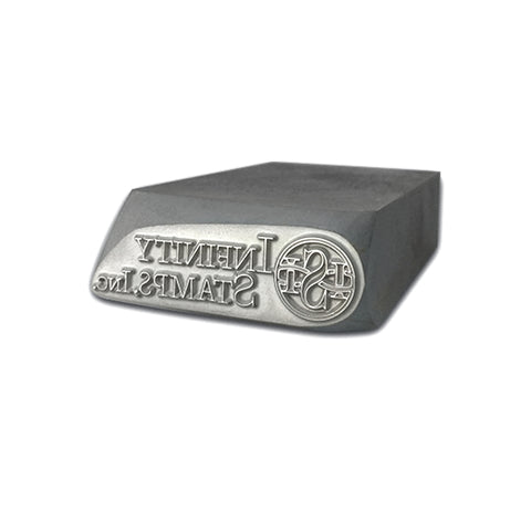 Custom Steel Hand Stamp for Marking Plastic