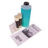 Items in Blackening and Polishing Kit for Copper, Brass, and Nickel Silver