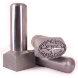 Miscellaneous Custom Handheld Steel Maker Stamps