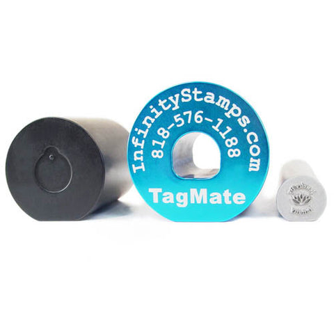 TagMate Cap, Base and Stamp
